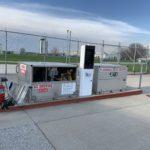 KMLI Self-Service fuel pumps